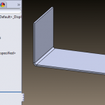 SolidWorks Tutorial : Export Sheet Metal Bend Up & Bend Down Dengan Layer Yg Berbeda !!!