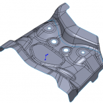 Tutorial SolidWorks Indonesia : Editing surface model di SolidWorks–Delete Hole…. !!!!!