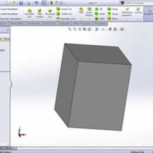 Tutorial Solidworks Indonesia : Customize View dalam Detail Drawing