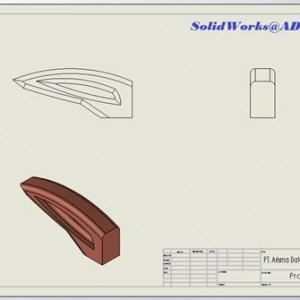 Tutorial Solidworks Indonesia : Hidden or Delete garis profile?