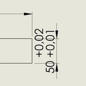 Arisma Data Solidworks Tips/Trick Indonesia : Setting Tinggi Font Toleransi