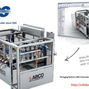 solidworks-packaging-machine