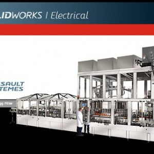 SolidWorks Electrical 2013 – 2D and 3D electrical system design