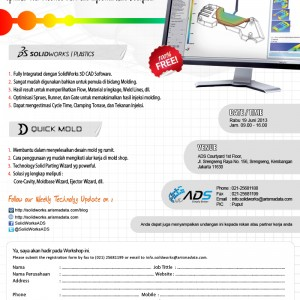 One Day Training SolidWorks – Juni 2013