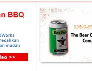 SolidWorks Simulation – The Beer Can BBQ Conundrum