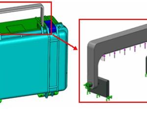SolidWorks Simulation – Mempersiapkan model untuk analisa pembebanan