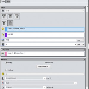 Mempersingkat Pembuatan Connector Pada SolidWorks Simulation