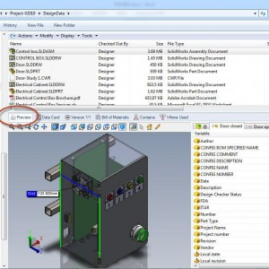 PREVIEW HASIL  3D CAD SOLIDWORKS DI WINDOWS EXPLORER ?