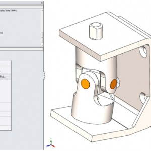Contact Set dalam SolidWorks simulation