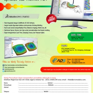 Training SolidWorks Gratis – One Day Training
