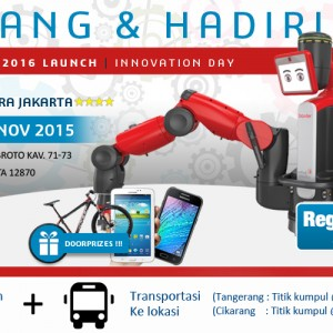 SolidWorks 2016 launch Event – Jakarta – Indonesia
