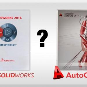 Perbedaan SolidWorks dan AutoCad