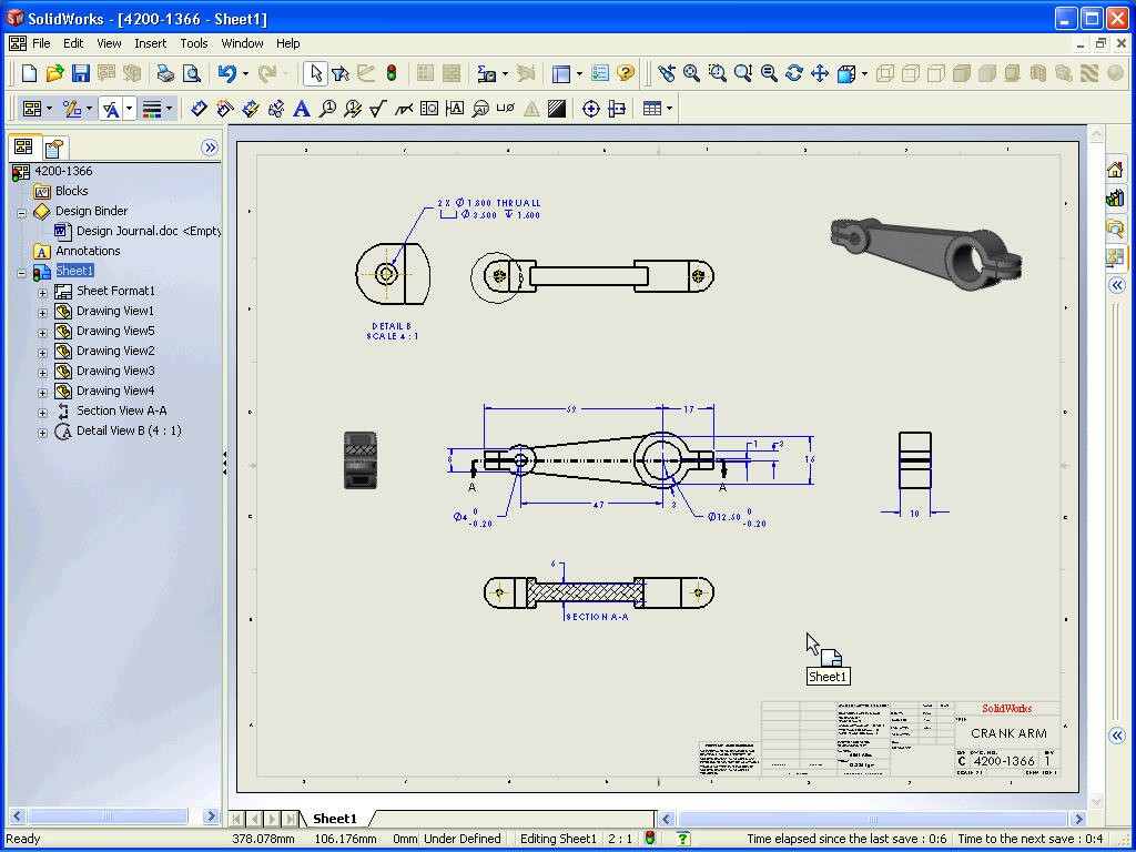 autocad to solidworks