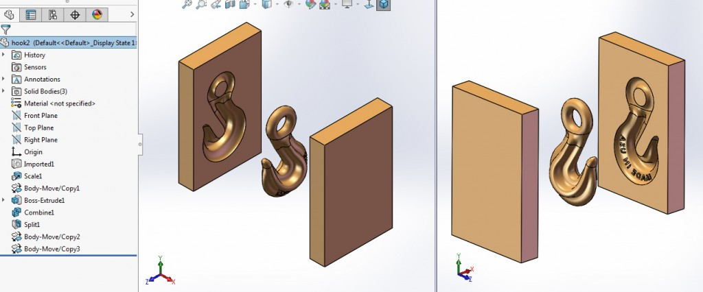 mold solidworks6