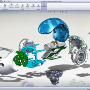 Mendesain Produk Berteknologi Tinggi dengan SolidWorks ?