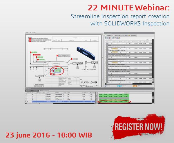 webinar solidworks inspection