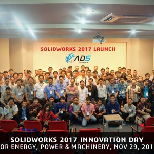 SOLIDWORKS 2017 Innovation day
