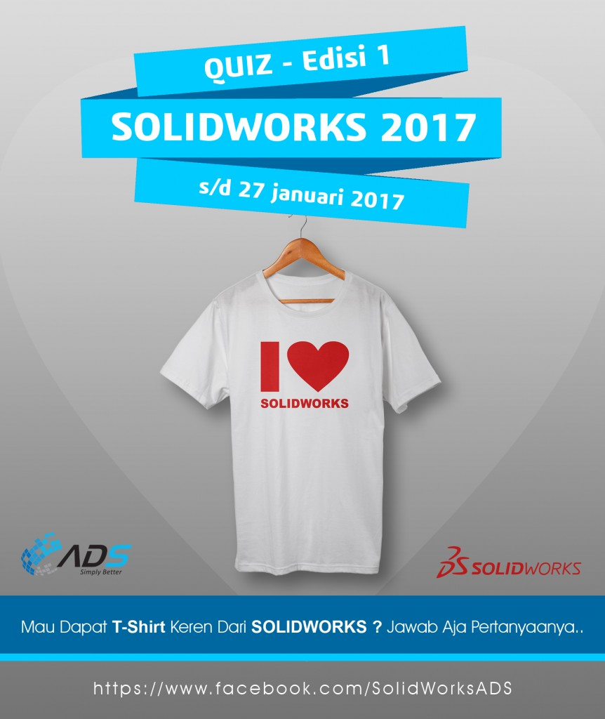 solidworks quiz 2017