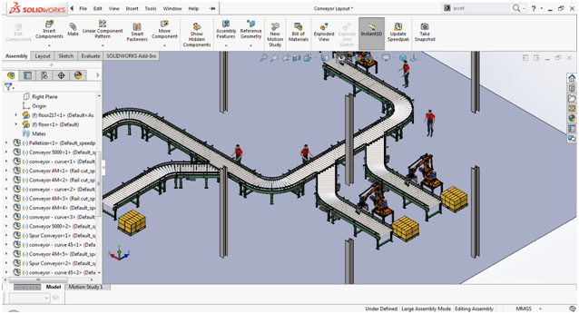 magnetic mates solidworks7