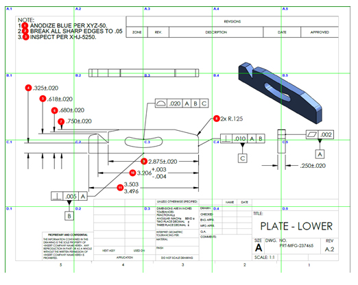 solidworks inspection 2