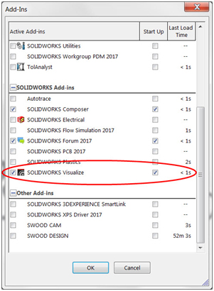 solidworks visualize 1