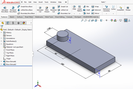 part solidworks5