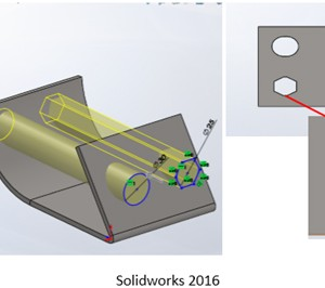 Fiture Sheet Metal Terbaru Di SOLIDWORKS 2017