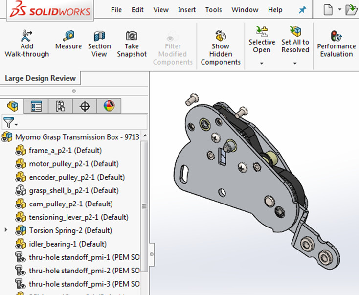 solidworks large design 3