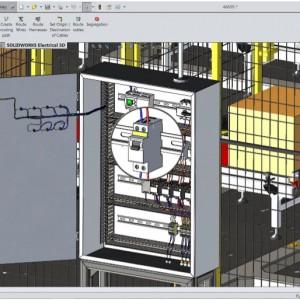 Membuat Electrical komponen pada SOLIDWORKS