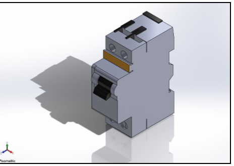 electrical 3d solidworks circuit