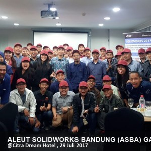 Aleut SOLIDWORKS Bandung – User Group Solidworks