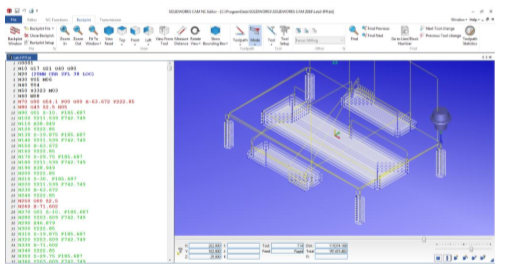solidworks cam 4