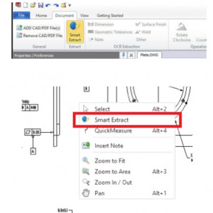 SMART EXTRACT DI SOLIDWORKS INSPECTION