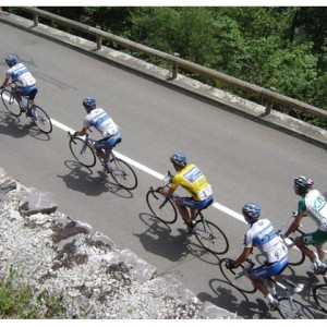 Teknik Drafting dapat meningkatkan performa Pembalap Sepeda?
