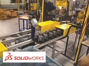 solidworks mekatronic