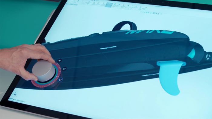 solidworks 2019 - On the Surface 3