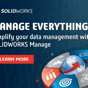 Menyederhanakan pengelolaan data dengan SOLIDWORKS Manage