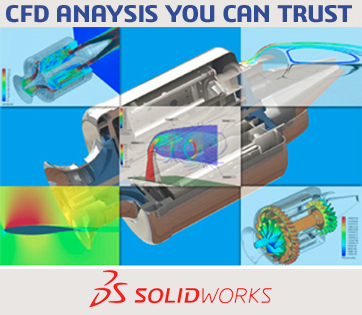 solidworks cfd analisis