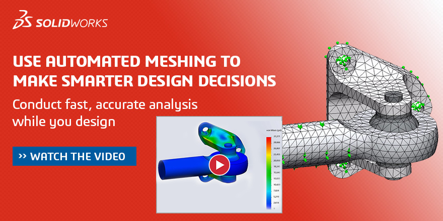 solidworks meshing