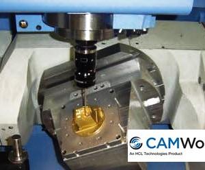 CAMWorks solusi CAM untuk mesin CNC