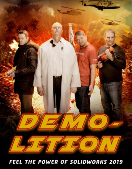 demolition sw 2019