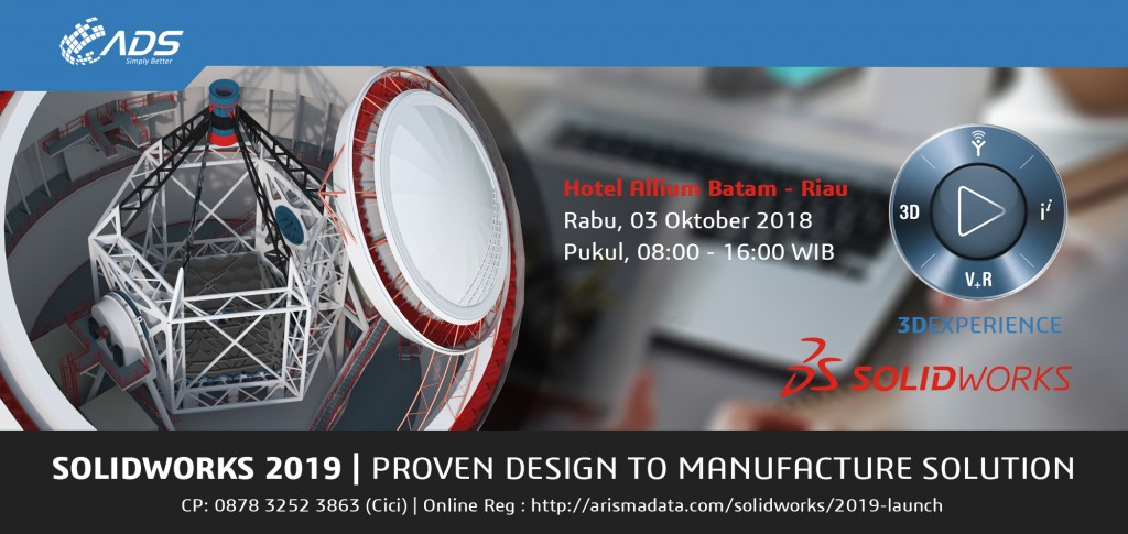 solidworks launch 2019