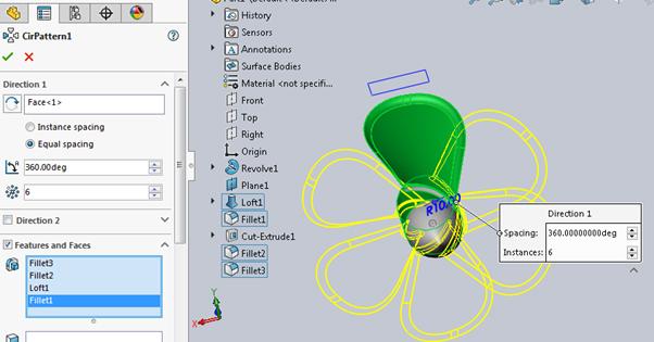 propeller solidworks 12