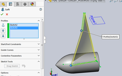 propeller solidworks 6