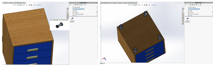 smart compobnent solidworks 4