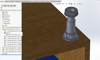 smart compobnent solidworks 7