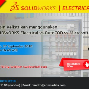 Webinar – SOLIDWORKS Electrical vs AutoCAD vs Microsoft Visio