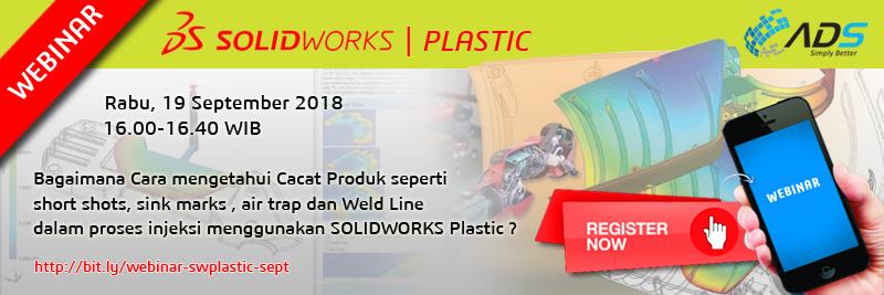 solidworks plastic 2018