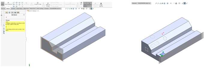 Rapid Sketch SOLIDWORKS 2