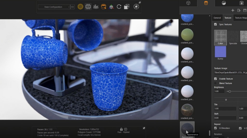 solidworks visualize 2019 pbr mdl